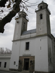 Colonia church