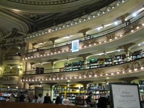 Ateneo bookstore