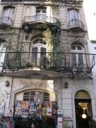 House, San Telmo