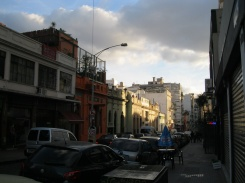 San Telmo side street