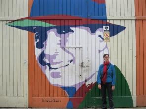 Me and Carlos Gardel