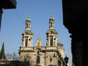 A lovely church in San Telmo