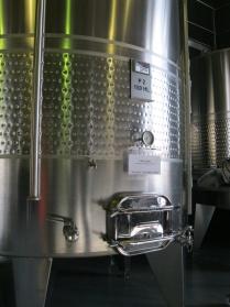 Fermentation vat - first winery