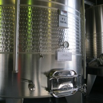 Fermentation vat - first winery