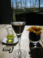 Lunch at Chandon