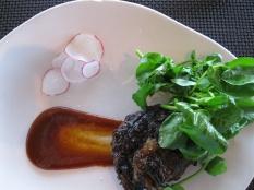 Chef Mun's tasting menu at Casarena