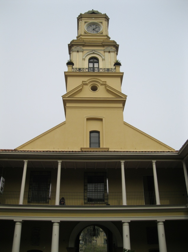 Cabildo (old seat of government) - now the History Museum