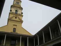 Another view of the Cabildo