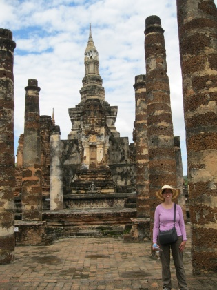 Me at Wat Mahathat