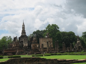 Another view in Sukhothai Historical Park