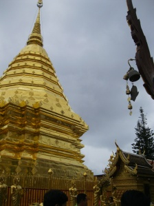 Golden Chedi Doi Suthep