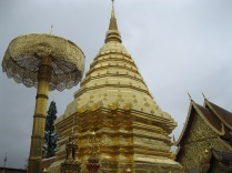 Another golden Doi Suthep view