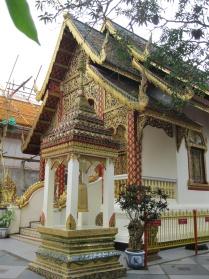 Small temple at Doi Suthep