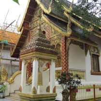 Small temple at Doi Suthep