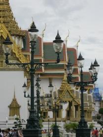 Grand Palace lampposts