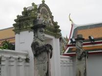 Wat Pho gatekeepers