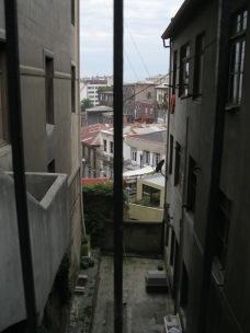 Side street view