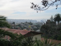 Another view from La Sebastiana