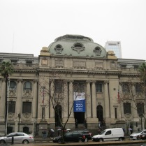The National Library, Santiago, Chile