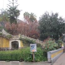 Cerro Santa Lucia, Santiago