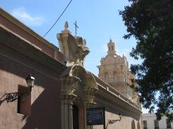 A Jesuit skyline