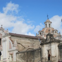 The Jesuit church and estancia of Alta Gracia