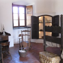 A room in the estancia
