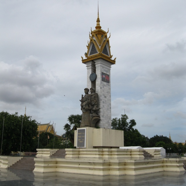 Vietnam Friendship Monument