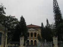 Unknown colonial-era building