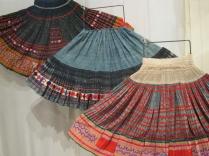 Hmong skirts