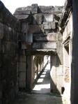 A corridor on top of Baphuon