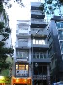 More contemporary architecture