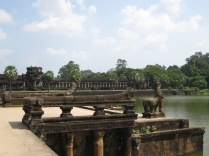Causeway to Angkor Wat