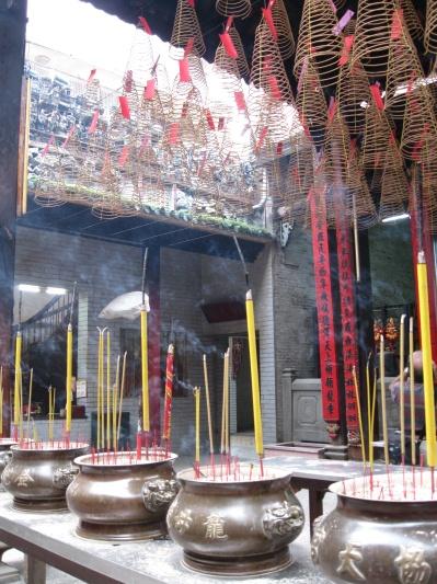 Pagoda incense