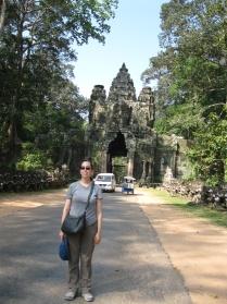 Me at Angkor Thom