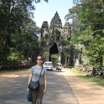 Me at Angkor Thom