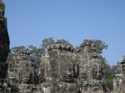 Bayon - the top